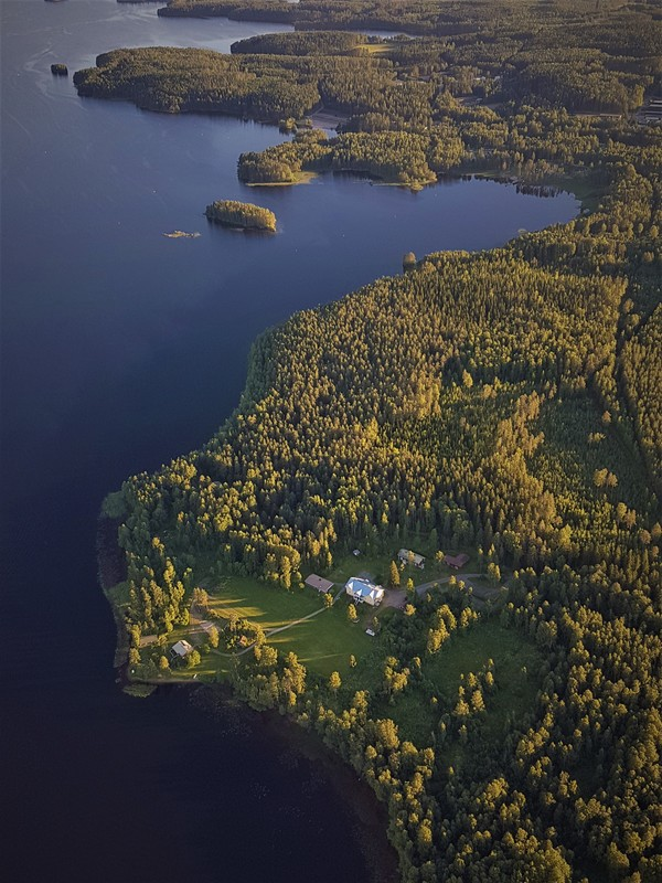 Pöyhölä kuumailmapallosta kesällä 2017.jpg