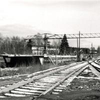 Lapinsalmen uutta siltaa rakennetaan