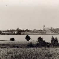 Keuruu Kivelän ranta. Foto Aarne Forsman elokuu 1910..jpg