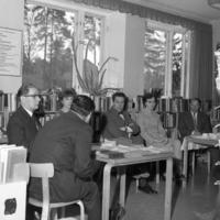 Kirjastolautakunta 18.5.1968