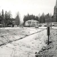 Keuruun asemanseutu 1963