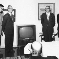 Televisiovastaanottimen lahjoitus kunnalliskotiin