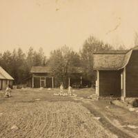 Vanhan talon tarina