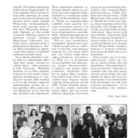 Kolmekymmentä vuotta kielenopiskelua Kokinmäessä
