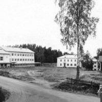Haapamäen kansakoulu