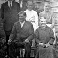 Matti Lahden perhe