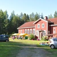 Harjulinnan vaiheita suojeluskunnantalosta kylätaloksi