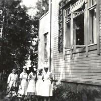 Keuruun kunnansairaalan henkilökuntaa.jpg
