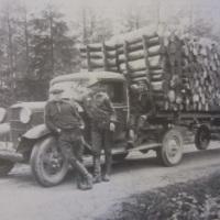 Puutavara-autoilun kehitys